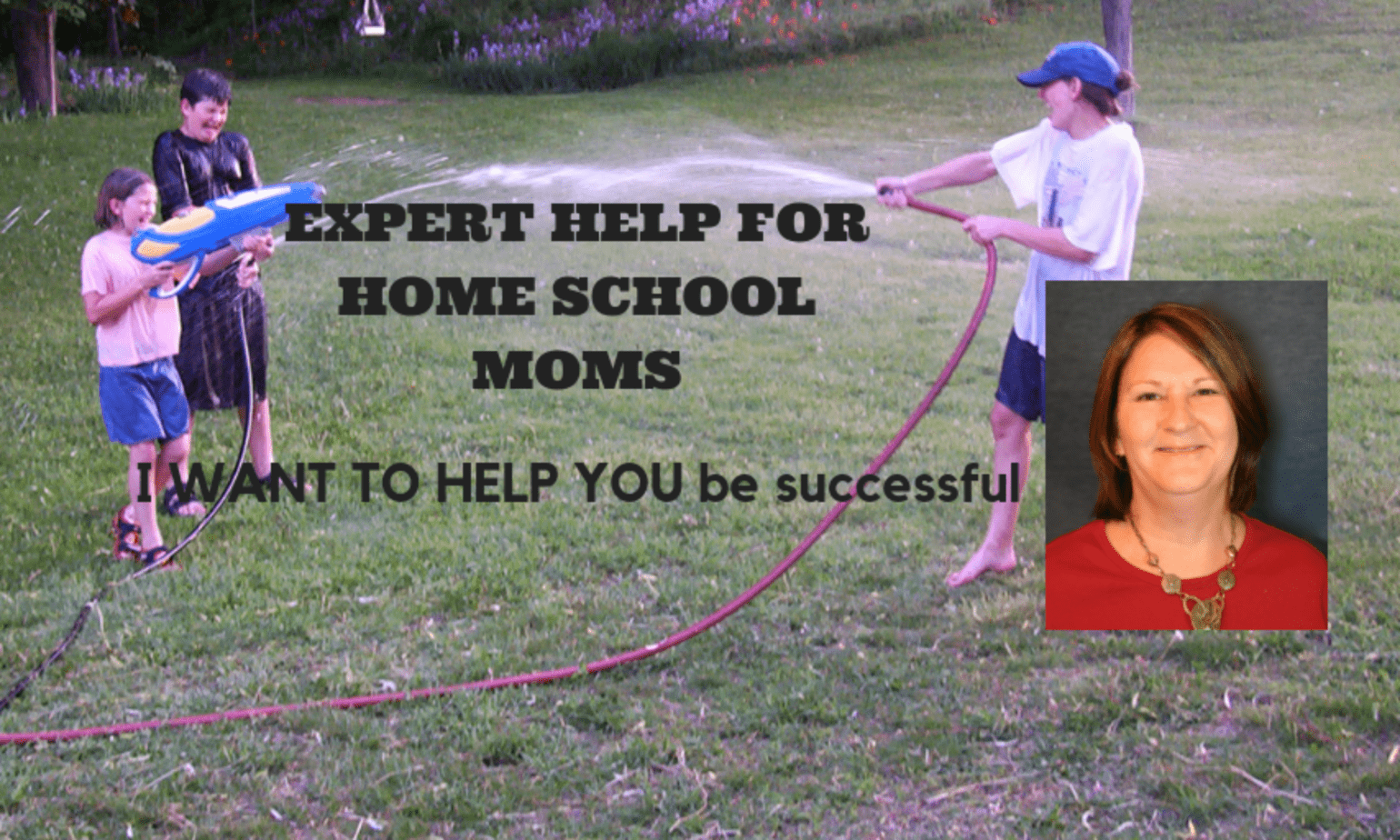 Homeschool Christian Mom
